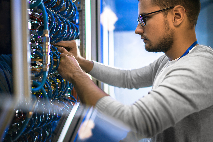 Network Cabling Services in Grenada, MS | Shelby's Alarm & Video